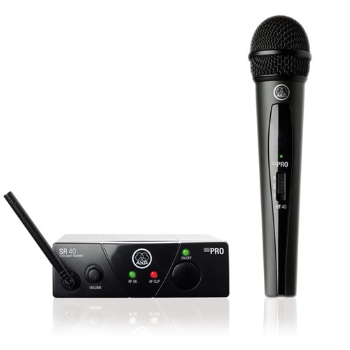 AKG WMS40 Handheld Wireless Mic System Band US45B (661.100MHz)