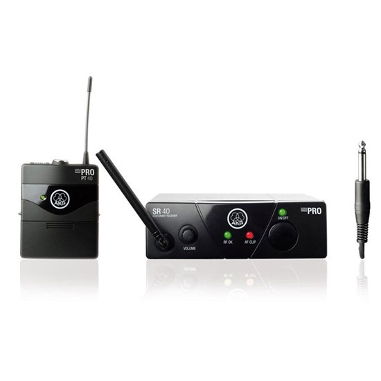 AKG WMS40 Wireless Bodypack Mic System Band US45A (660.700MHz)
