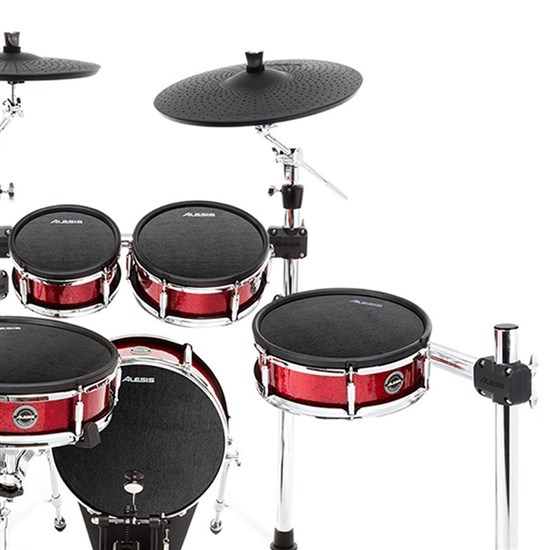Alesis Strike 5-Piece Professional Electronic Drum Kit w/ Mesh Heads & 3 Cymbals