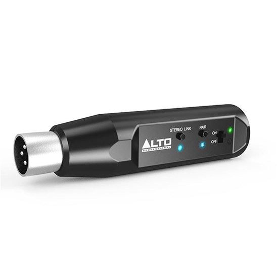 Alto Professional Bluetooth Total Rechargeable Bluetooth Receiver (XLR-Equipped)