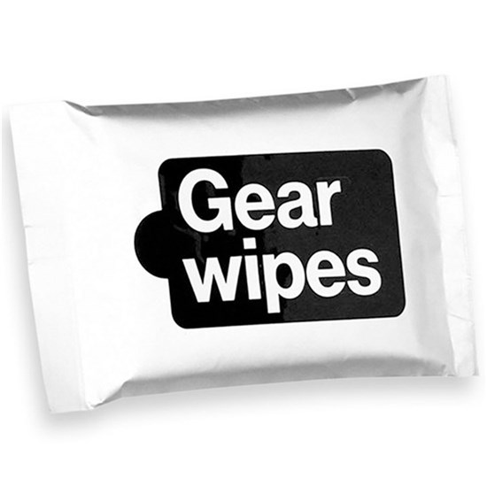 AM Gear Wipes (20-Pack)