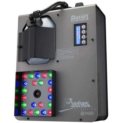 Antari Z1520 RGB LED Smoke Jet Machine / Fogger including Wireless Remote (1550W)
