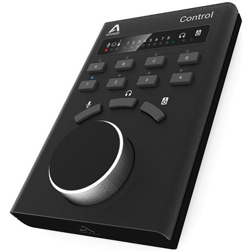 Apogee Control Hardware Remote for Element & Symphony I/O MKII Series Audio Interfaces