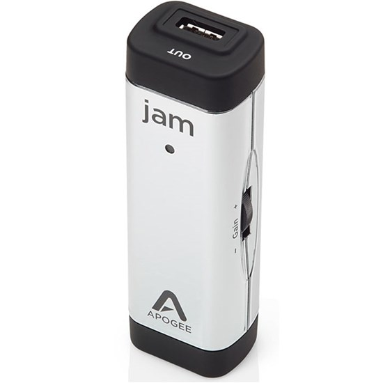 Apogee JAM 96k Professional Guitar Interface for Mac & iOS