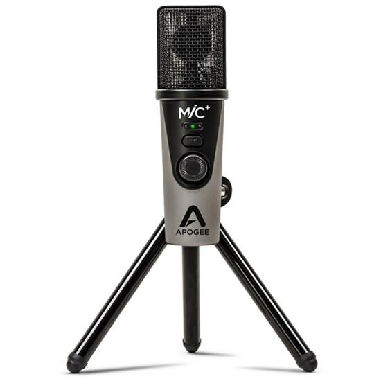 apogee mic plus professional usb microphone for ipad iphone mac pc usb microphones store dj. Black Bedroom Furniture Sets. Home Design Ideas