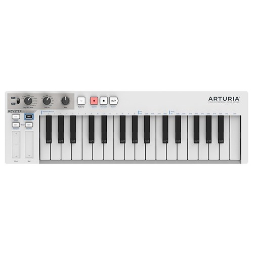 Arturia KeyStep Portable Polyphonic Step Sequencer & Keyboard Controller