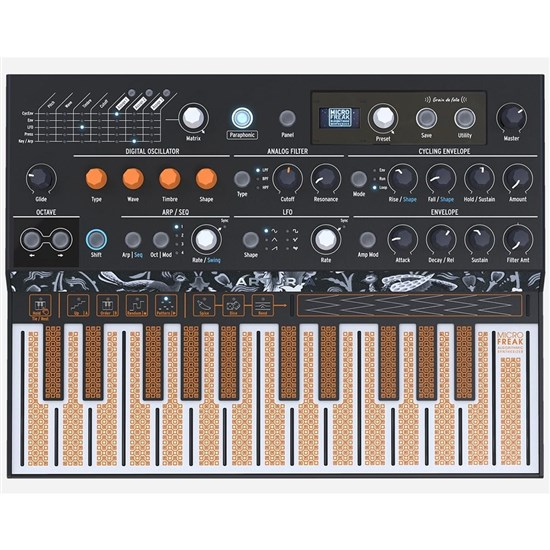 Arturia MicroFreak Experimental Hybrid Synth