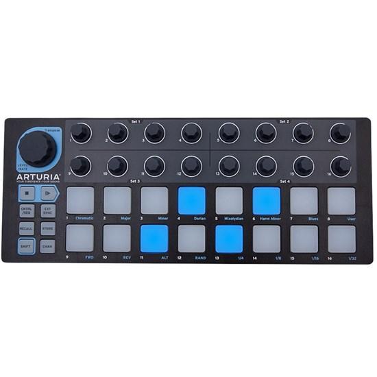 OPEN BOX Arturia BeatStep Controller w/ CV/Gate (Ltd Edition Black)