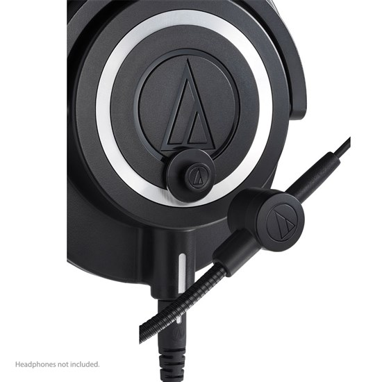 Audio Technica ATGM2 Detachable Add-On Mod Mic for Gaming, VOIP, Streaming & More