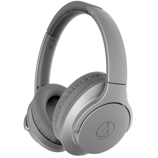 d8b437edc3e Audio Technica ATH-ANC700BT Wireless Active Noise Cancelling Headphones  (Grey)