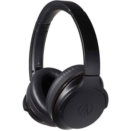 c8f866e8113 Audio Technica ATH-ANC900BT QuietPoint Wireless Active Noise-Cancelling  Headphones