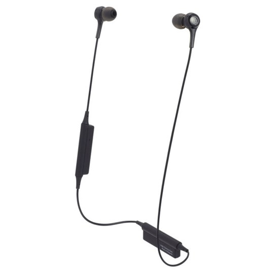 Audio Technica Ath Ck200bt Wireless In Ear Headphones Black