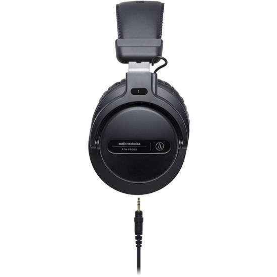 Audio Technica ATH-PRO5X Professional Over Ear DJ Monitor Headphones (Black)