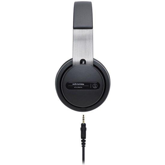 Audio Technica ATH-PRO7X Premium Professional DJ Headphones (Black)