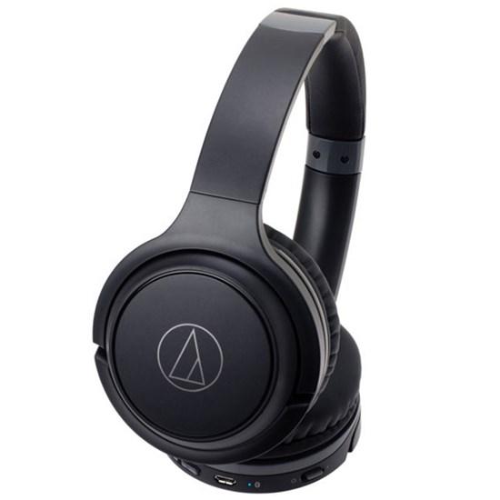 dcc979e6afc488 Audio Technica ATH-S200BT Wireless Over-Ear Headphones w/ Bluetooth ...