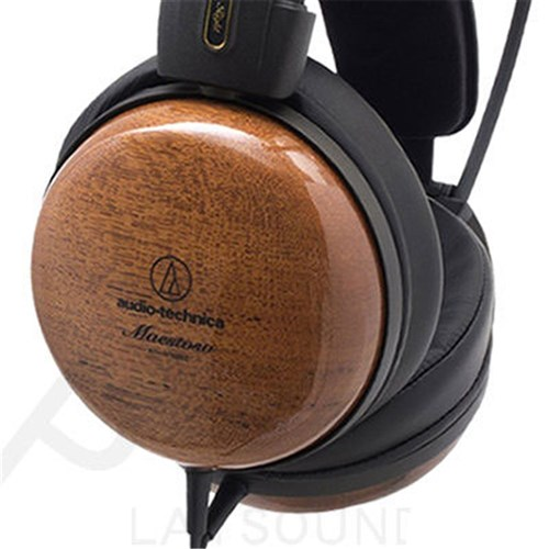 Audio Technica ATH-W1000Z Audiophile Closed Back Dynamic Wooden Headphones