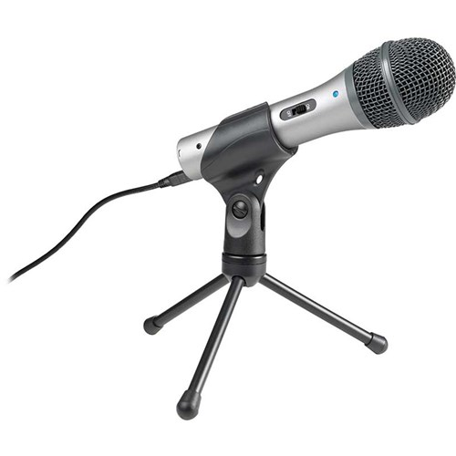 Audio Technica ATR2100-USB Cardioid Dynamic USB / XLR Mic