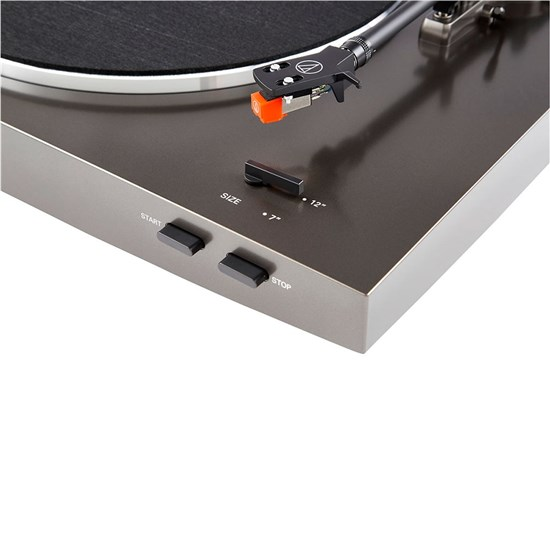 Audio Technica LP2X Fully Auto Belt-Drive Stereo Turntable w/ AT91R Cartridge