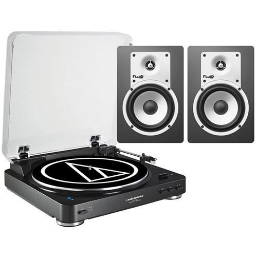 Audio Technica Lp60bt Fluid C5bt Bluetooth Turntable Speaker Rhstoredjau: Bluetooth Audio Technica Turntable At Gmaili.net