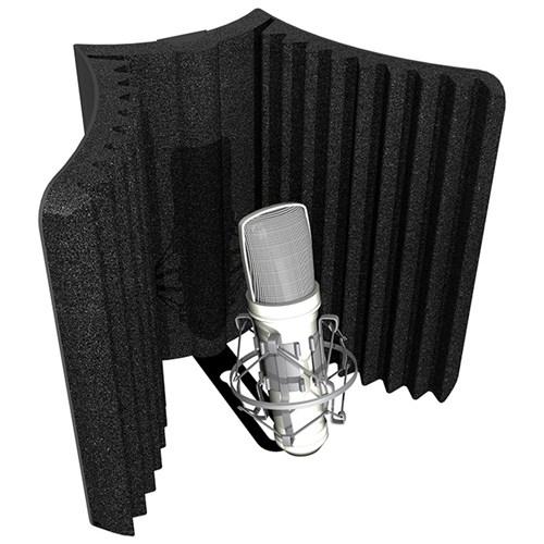 Auralex Mudguard V2 Microphone Isolation Shield W Mount