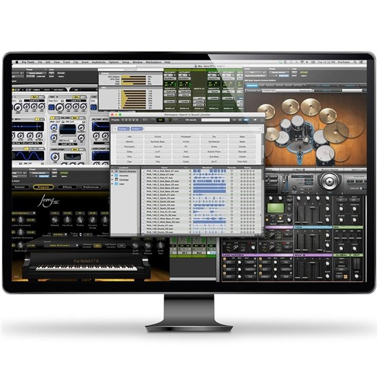 Avid Pro Tools Perpetual Licence