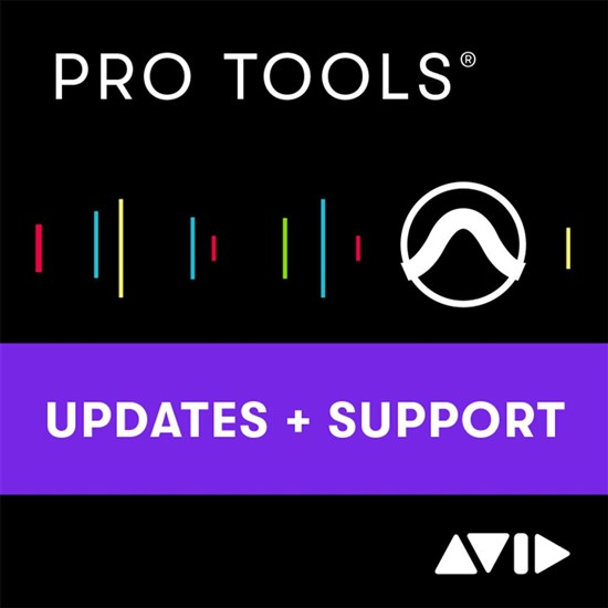 Avid Pro Tools 1-Year Subscription - NEW (Electronic Delivery)