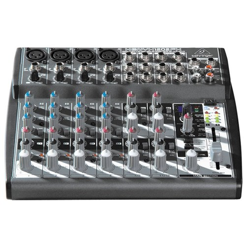 behringer xenyx 1202fx 12 input mic line mixer w fx analogue mixers store dj. Black Bedroom Furniture Sets. Home Design Ideas