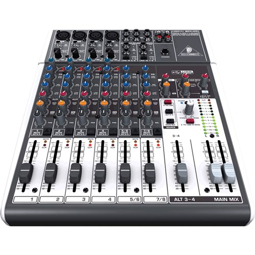 behringer xenyx 1204usb 12 input mic line mixer w usb analogue mixers store dj. Black Bedroom Furniture Sets. Home Design Ideas