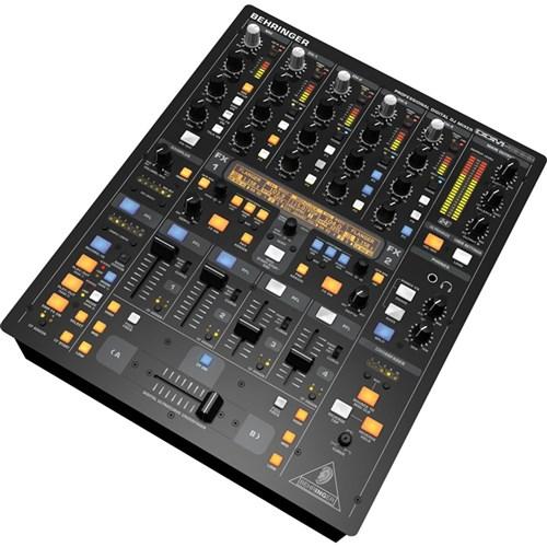 Behringer DDM4000 Digital DJ Mixer w/ FX & MIDI