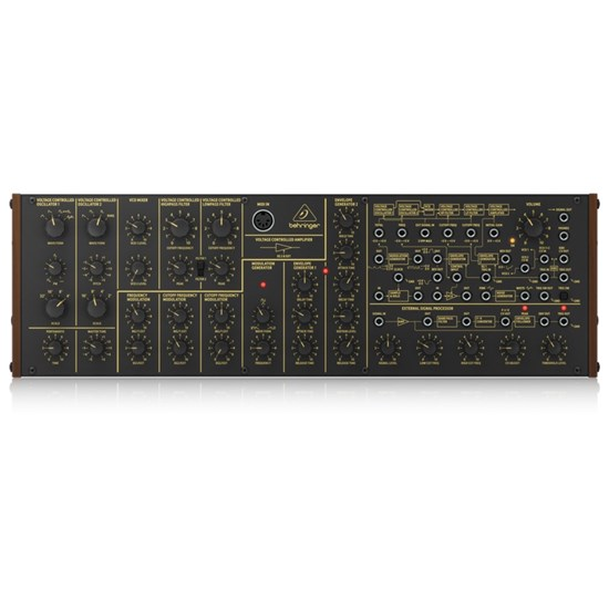 Behringer K2 Analogue Semi Modular Desktop Synth w/ Dual VCO & More
