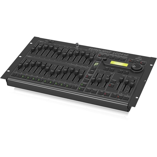 Behringer Eurolight LC2412 V2 Professional 24-Channel DMX Lighting Console