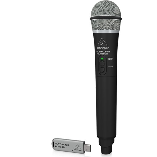 Behringer Ultralink ULM300USB Wireless Mic w/ USB Receiver