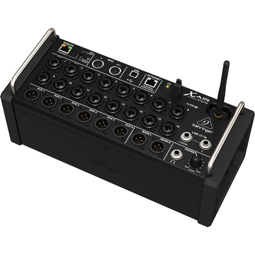 Behringer X AIR XR18 18-Input Digital Tablet Mixer