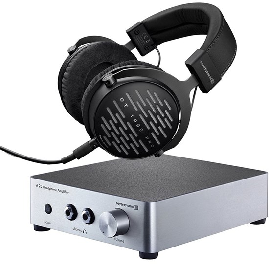 Beyerdynamic DT1990 PRO Reference Headphones w/ FREE A20 Premium Headphone Amp