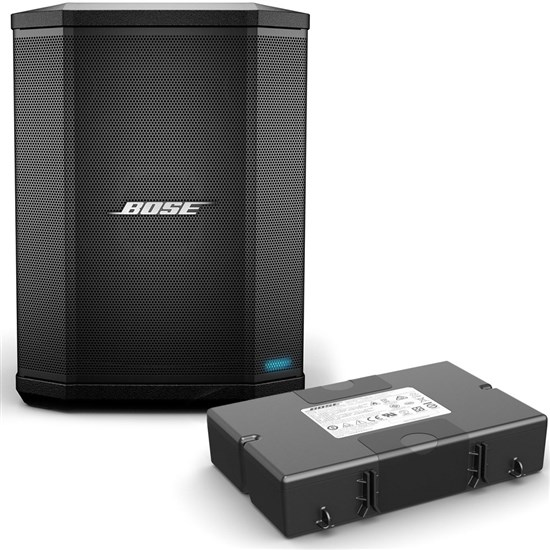 Bose S1 Pro Multi-Position PA System w/ Rechargeable Battery