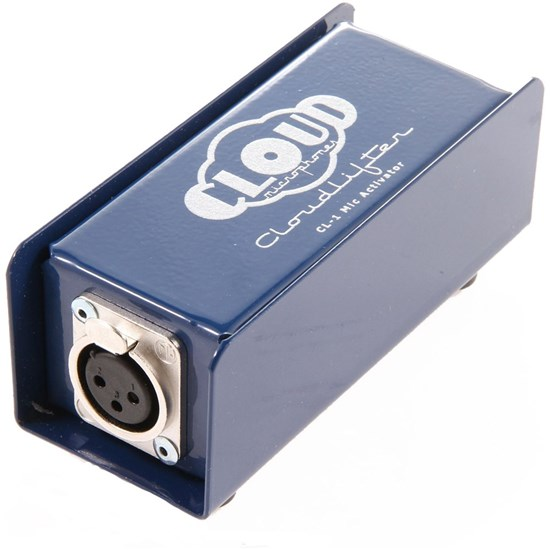 Cloud Microphones Cloudlifter CL1 Active Ultra-Clean Gain Box for Dynamic & Ribbon Mics