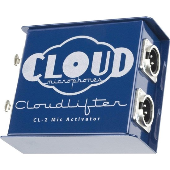 Cloud Microphones Cloudlifter CL2 Active Ultra-Clean Gain Box for Dynamic & Ribbon Mics