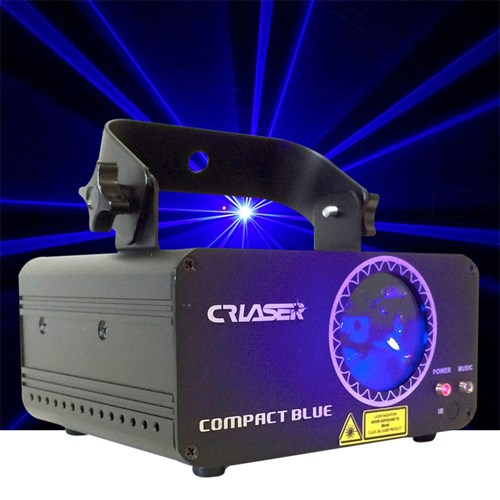 CR Compact Blue Laser (500mw Blue)