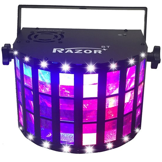 CR Lite Razor Sound Activated LED Effect Light w/ Strobe