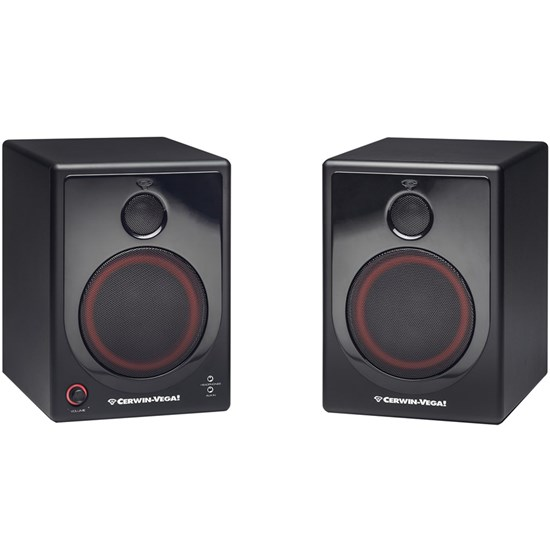 Cerwin Vega Home XD5 Desktop Monitors (Pair)