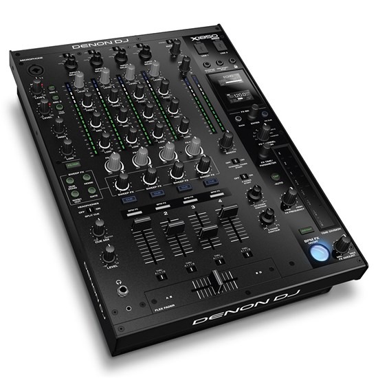 Denon X1850 Prime Professional 4-Channel DJ Club Mixer