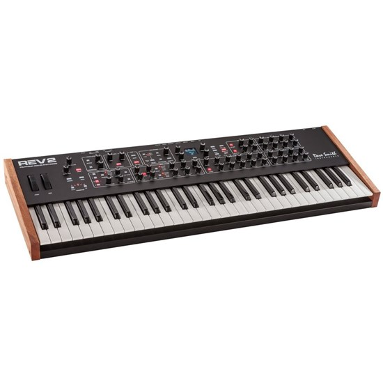 Sequential (DSI) Prophet Rev2 8-Voice Polyphonic Analog Synthesizer