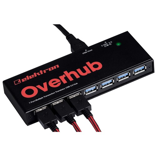 Elektron Overhub USB Hub for Overbridge
