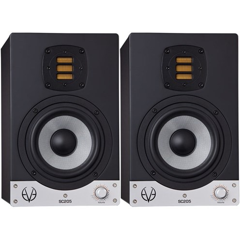 "EVE Audio SC205 2-Way 5"" Professional Studio Monitor Speakers (Pair)"