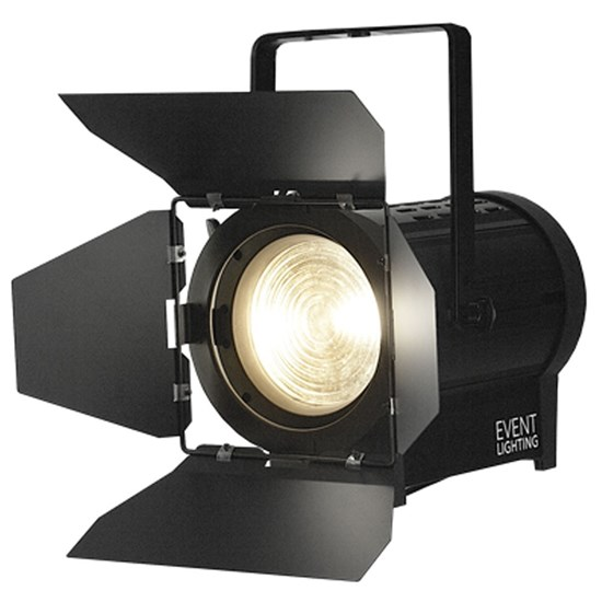 Event Lighting F100WWMZ Warm White Fresnel 100W 3000K COB LED