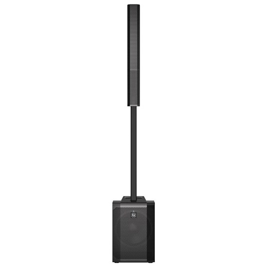 Electro-Voice EVOLVE 50 Portable Powered Column System w/ Sub (Black)