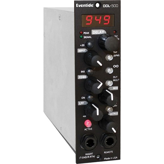 Eventide DDL500 500 Series Digital Delay