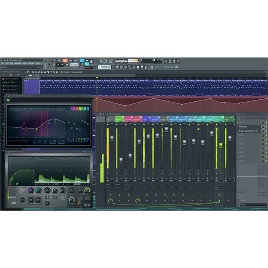 Image Line Fruity Loops FL Studio 20 (Producer Edition ...