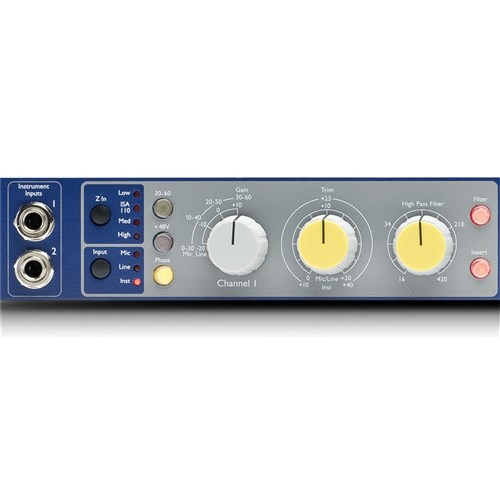 Focusrite ISA Two High Quality Pre-amp (Live & Studio)