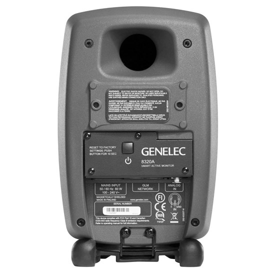 "Genelec 8320A 4"" Powered Studio Monitor (Each)"